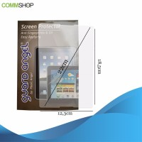 screen guard clear universal 7 inch ( 2pc )