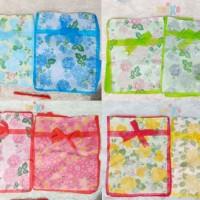 TAS Kain SPUNBOND Tenteng PITA Tipis 22X22 Souvenir Goodie Bag Wedding