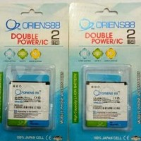 Baterai Double Power Advan S3A 3800mAh Oriens 88