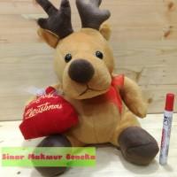 Boneka Rusa Natal Christmast kerenzz damai untuk semua