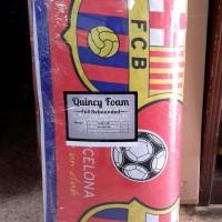 Kasur Lipat Full Rebonded Quincy Foam Ukuran 90 x 180 cm