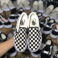 Vans Slipon Checkerboard Japan