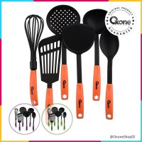 Spatula Set Oxone OX-953 Kitchen Tools Nylon -