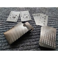 Kartu Poker Remi Plastik Anti Air Waterproof - Model 2