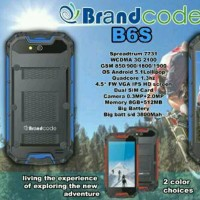 HP OUTDOOR ANDROID BRANDCODE B6S