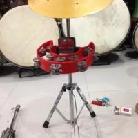 1 set stand cymbal markis marawis