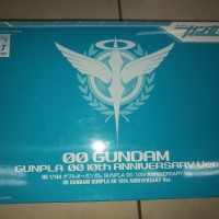 High Grade 00 Gundam 10th Anniversary Version