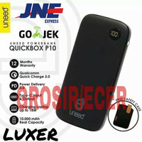 Powerbank UNEED P10 Power Delivery 10000mAh Fast Charging Iphone X XS