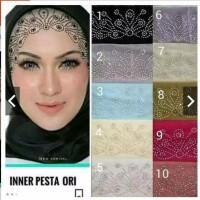 mc fashion inner hijab motek pesta murah mewah fashion muslim