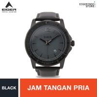 Eiger 1989 Wager Watch - Black