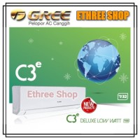 GREE GWC 07C3E - AC 3/4 PK - DELUXE LOW WATT - R32 - NEW PRODUCT