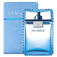 Parfume Versace Man Eau Fraiche EDT 100ml Ori Reject (Non Box)