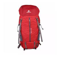 Eiger Tas Gunung Wanita Eliptic Lunaris 65L - Merah Abu