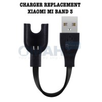 Charger Replacement USB Cable Xiaomi Mi Band 3 Smartwatch MiBand 3
