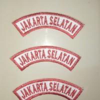 Nama Kota/Kabupaten Bordir