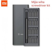 Obeng Set XIAOMI Original Mijia Wiha 24 in 1 Screwdriver Kit