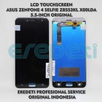LCD TS ASUS ZENFONE 4 SELFIE ZB553KL X00LDA 5.5INCH ORIGINAL KD-003057