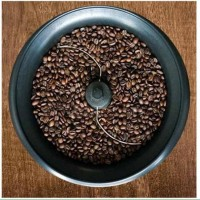 Coffee Roaster Elektric sangrai kopi otomatis