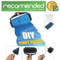 Kuas Cat Tembok Paint Runner Pro Roller 5 in 1 - Biru