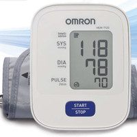 TENSI DARAH OMRON HEM 7120 AUTOMATIC BLOOD PRESSURE