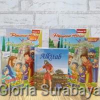 Paket Alkitab Anak,Renungan Harian Anak,dan Renungan Haria Usia Dini