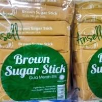 Ansell brown sugar stick gula merah stik 8 gr x 60 sticks