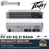 Equalizer PEAVEY PV 231 EQ Dual 31 Band