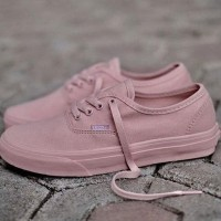 Vans authentic Klasik Pink Grade ori sepatu wanita