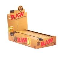 Jual Raw Classic brown 1 1/4 + Tbk strawberry mint 3gr
