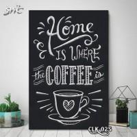 Hiasan Dinding Poster Kayu Quotes Home Decor Rumah Cafe CLK-025