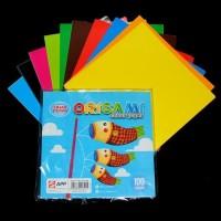 Kertas Lipat Origami Sinar Dunia SIDU 14 x 14 100 Lembar
