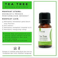 tea tree esensial oil essenzo