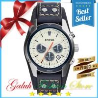 Jam tangan pria Fossil Ch 3051 original + Tin Box original