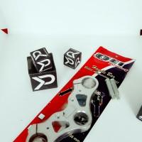 Segitiga stang kawasaki ninja 150 oei racing
