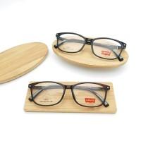 SALE frame kacamata minus kotak levis gagang lentur anti radiasi