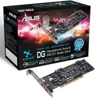 Asus Xonar DG 5 1 internal PCI Soundcard Surround Sound OLD PACKAGE