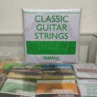 Senar Gitar Nylon Yamaha Original Set isi 6 senar