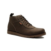 Sepatu Gunung Safety Ujung Besi Semi Boots