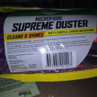 Supreme duster Microfibre.