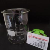 Beaker Glass, Duran, 1 ltr