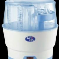Baby Safe Bottle exspress steam Sterilizer