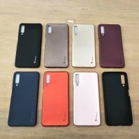Soft Case Violet - Samsung Galaxy A7 (2018) / A750