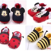 Prewalker Shoes Character Sepatu Bayi Baby Shoes Pre Walker Anak