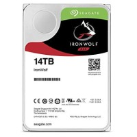 Seagate Ironwolf 14TB / NAS HDD / 3 years warranty