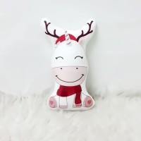 Kado Natal Boneka Hias Size Large (45cm) - Unicorn Deer