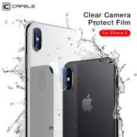 Cafele iPhone X Camera Lens Tempered glass - Original ( 2 pieces )
