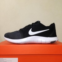 Sepatu Running/Lari Nike Flex Contact 2 Black Dark Grey AA7398-013 Ori