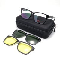 Paket Frame kacamata Gratis Lensa Minus - New Balance Clip On 2 Lensa