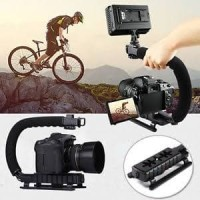 Gimbal Stabilizer Camera DSLR Xiaomi Handycam Bpro Gopro And Smartphon