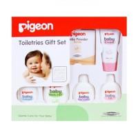Pigeon Toiletries Gift Set - KAdo LAhiran - Lotion Bayi - Baby Cream